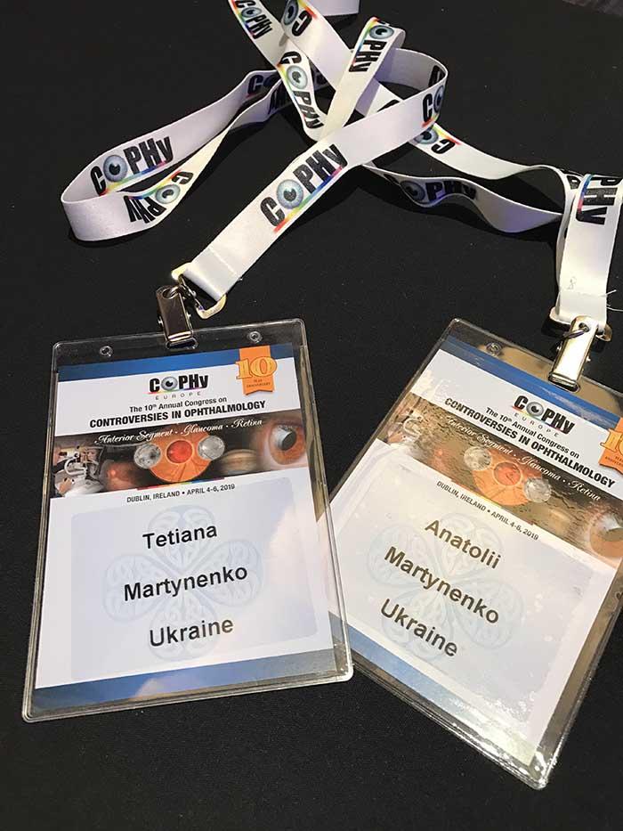 """Десятый Европейский конгресс """"Контраверсии в офтальмологии"""""""