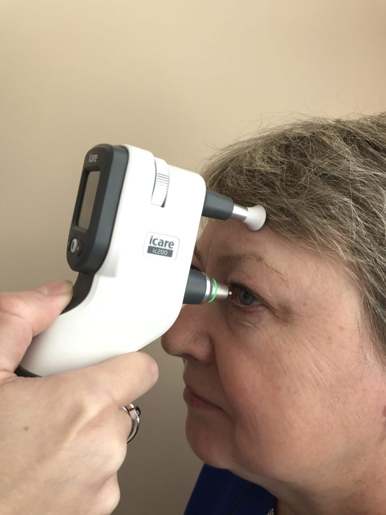 Як діагностується глаукома?